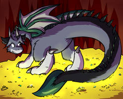 Dragon Tail by Virmir