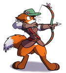 Adventurer Vixen Chase