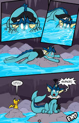 Psychic Nonsense, page 8 by Virmir