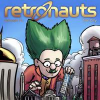 Retronauts Cover 12: Sim City by P5ych