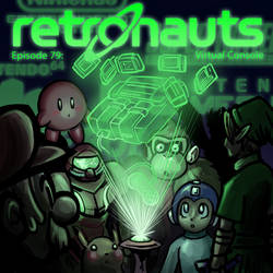 Retronauts 19 Virtual Console by P5ych