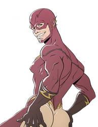 The Flash! by dizdoodz