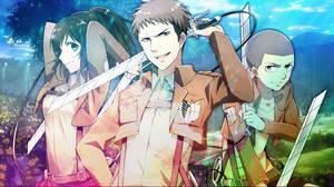 Jean,Sasha and Connie by kadashyto
