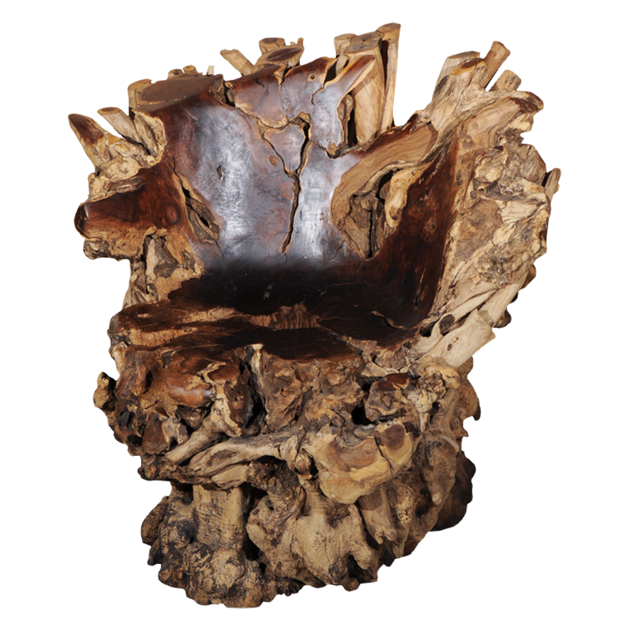 Tree Stump Chair PNG By KarahRobinson Art ...