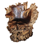 Tree Stump Chair PNG