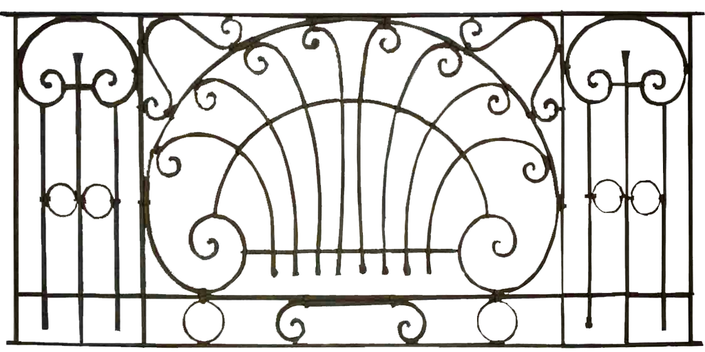 Gothic Iron Fence Png By Karahrobinson Art On Deviantart