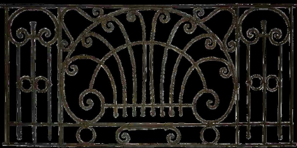 Gothic Iron Fence Png By Karahrobinson Art On Deviantart