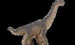 Brachiosaurus  PNG stock