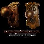 Wonderland Door Knobs Png Stock