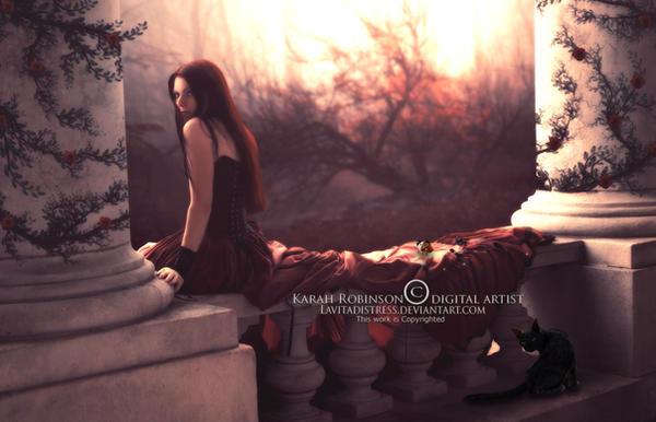Mystic Morning by KarahRobinson-Art
