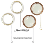 Monocle PNG Pack