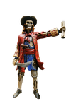 Pirate Skeleton 2 PNG STOCK