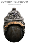 Gothic Urn PNG STOCK