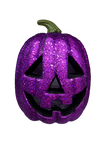 Purple Pumpkin Stock PNG