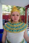 Cleopatra Child Stock