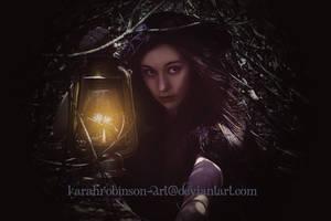 Lost by KarahRobinson-Art