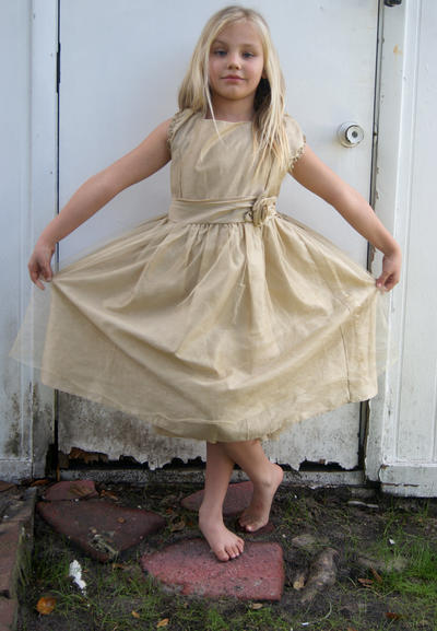 Playing Dress Up- Laila Stock 4 by KarahRobinson-Art