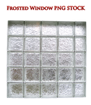 Frosted Window PNG STOCK