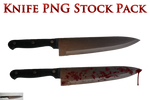 Knife PNG Stock Pack