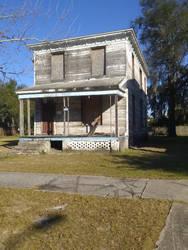 Abandoned Western House PHOTO STOCK