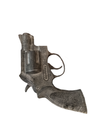 Antique Pistol PNG STOCK by KarahRobinson-Art