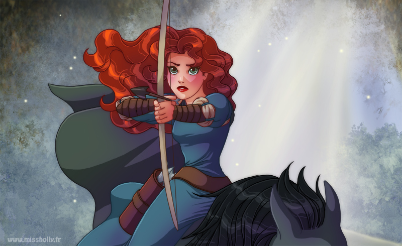 Merida by HollyBell