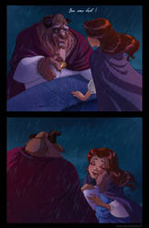 Belle's return by HollyBell