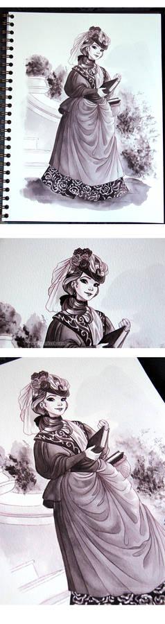 Victorian Belle