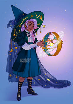 The astrologist