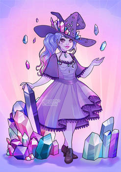 The crystal specialist