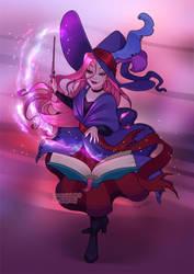 Isadora, the spell artist