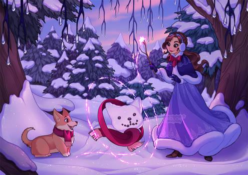 The joys of winter