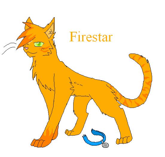 firestar ref by reaper-neko on DeviantArt Warrior Cat Drawings Firestar