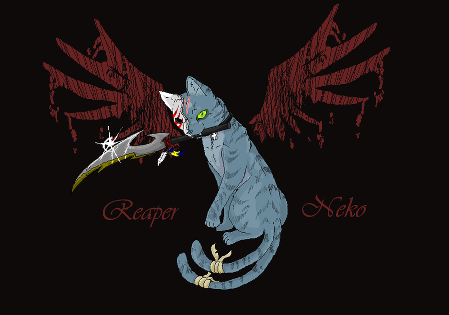 flightfootwarrior reaperneko by reaper-neko