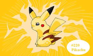 pikachu by reaper-neko