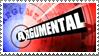argumental stamp by reaper-neko