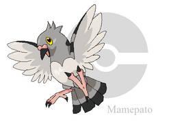 mamepato by reaper-neko