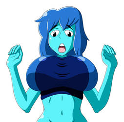Lapis Lazuli (Unexpected) by Hado-Abyss