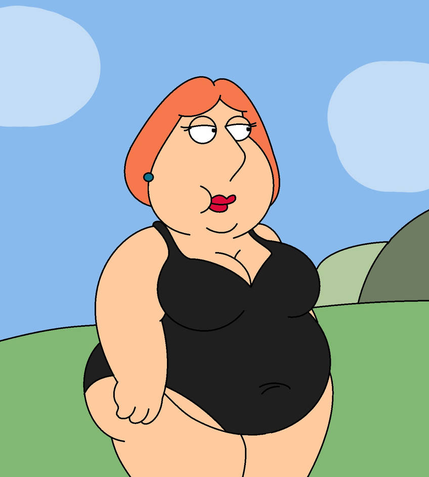 Lois griffin gagged — photo 11
