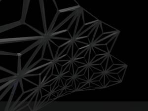 Geodesic stars 004