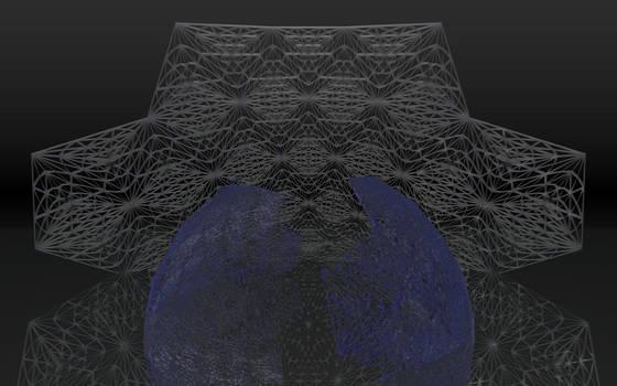 Geodesic stars 003