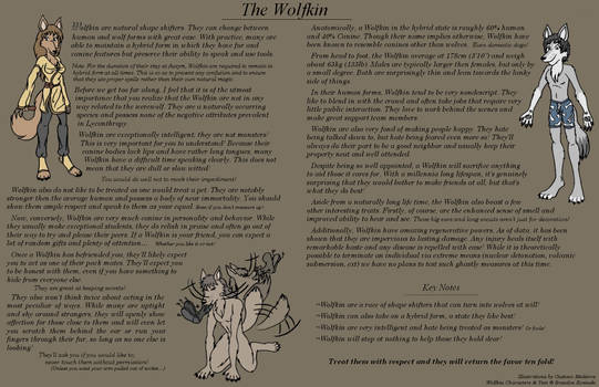 The Wolfkin