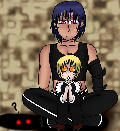 Babysitter by forestchick501