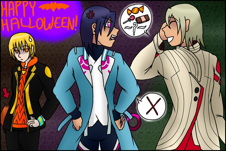 TalHalloween by forestchick501