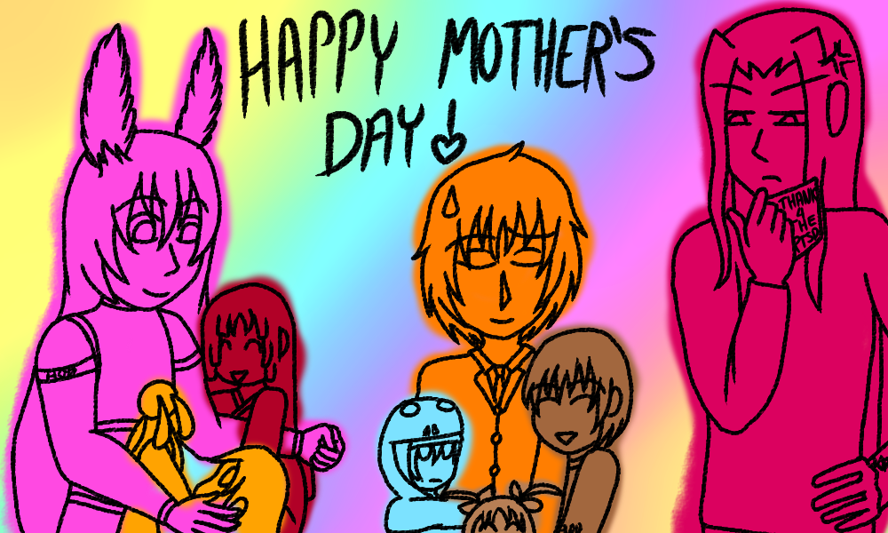 Happy Mother's Day by forestchick501