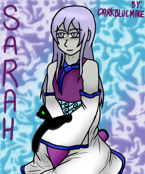 Sarah - TAL by forestchick501