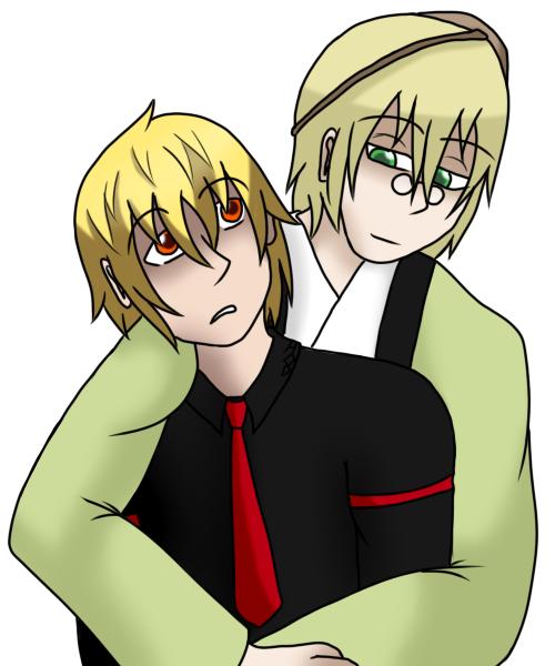 SaeRu - Hug Time by forestchick501