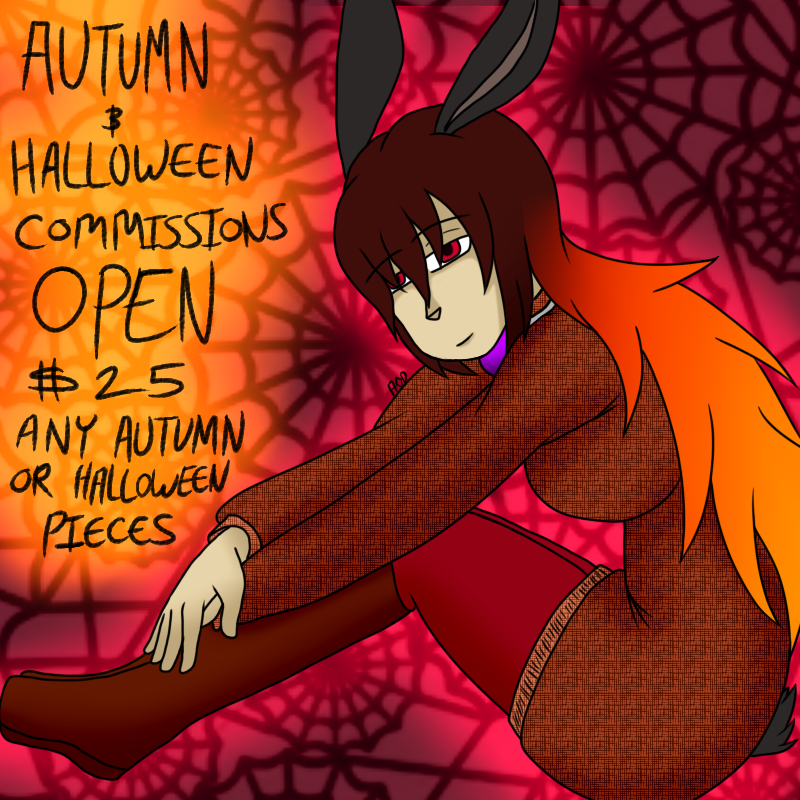 Autumn Commissions by forestchick501