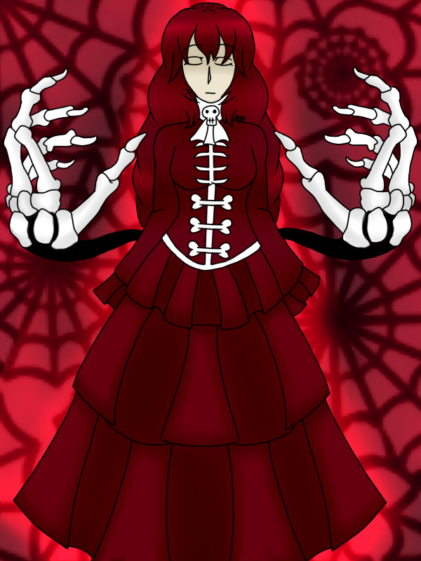 Scorpio TAL - Bloody Mary by forestchick501