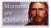 Mormons are Christians by sugarpoultry